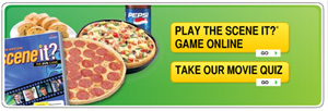 Pizza Hut's Scene It Campaign